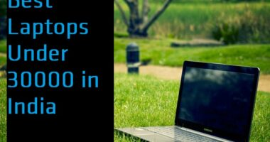 Best Laptops Under 30000 in India 2021