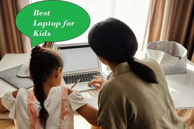 laptop for kids