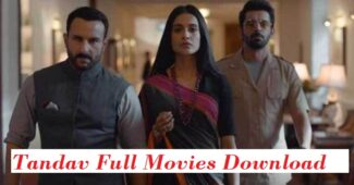 Tandav full Series download leaked by Tamilrockers