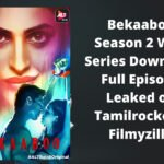 Bekaaboo Season 2 Web Series Download Full Episode Leaked on Tamilrockers, Filmyzilla