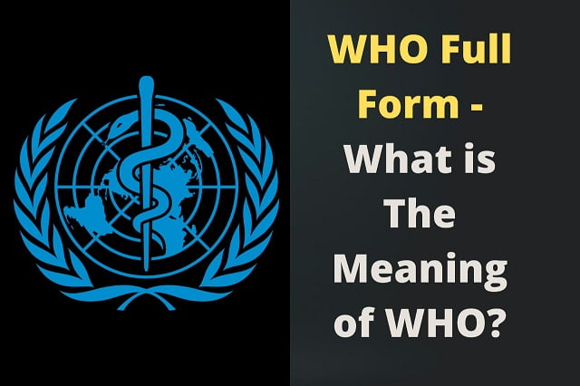 WHO Full Form - What is the Meaning of WHO?, who full form, who full from, full form of who, who fullform, w.h.o. full form, full form who, what is full form of who, the full form of who, full form of fao, full form of, fao full form, who ka full form, science ka full form, full form of is, full form related to science, health full form, long form of Who, हु का फुल फॉर्म, what is who,